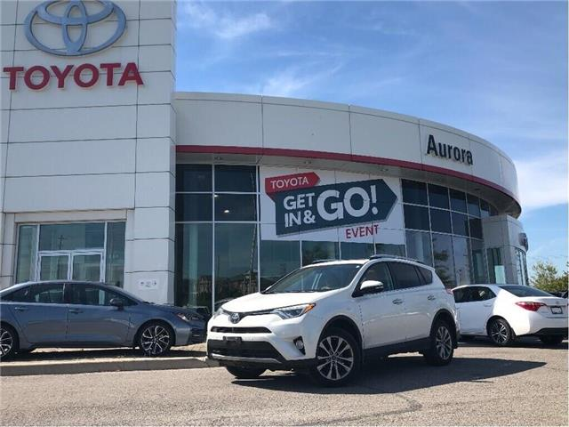 2016 Toyota RAV4 Limited (Stk: 311141) in Aurora - Image 1 of 23