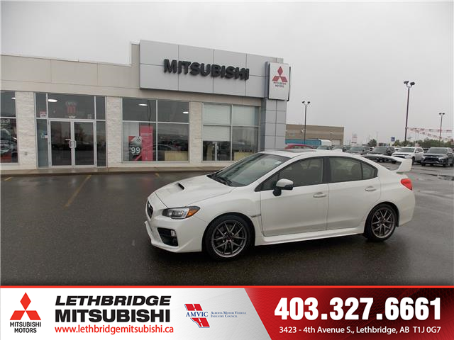2017 Subaru WRX STI Base (Stk: P3903A) in Lethbridge - Image 1 of 3