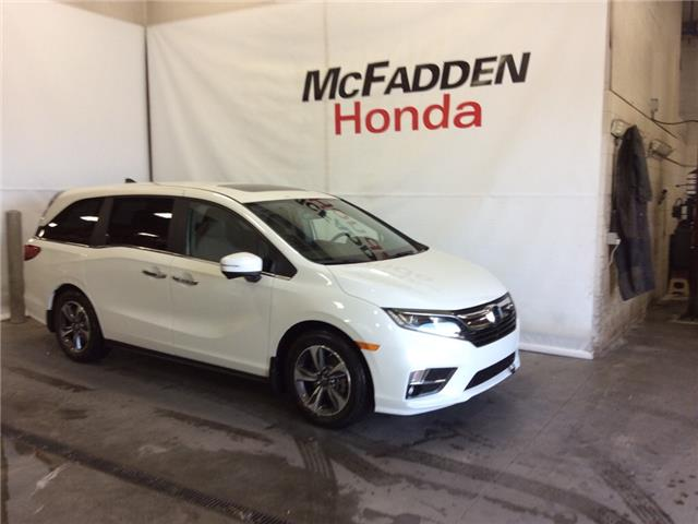 2020 Honda Odyssey EX-L RES (Stk: 2027) in Lethbridge - Image 1 of 13