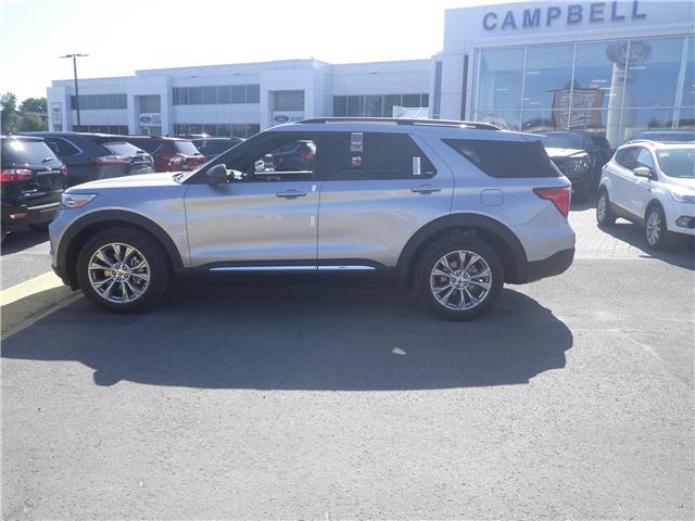 2020 Ford Explorer XLT (Stk: 2000090) in Ottawa - Image 2 of 12