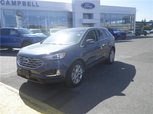 2019 Ford Edge Titanium (Stk: 1918590) in Ottawa - Image 1 of 11