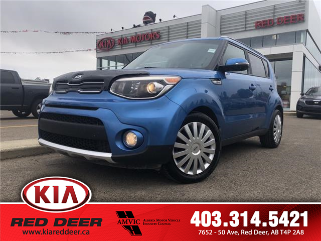 2017 Kia Soul EX+ (Stk: 20SL8768A) in Red Deer - Image 2 of 19