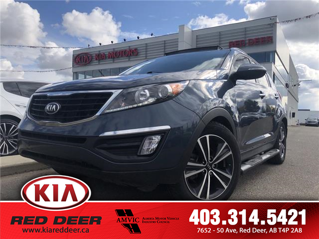 2016 Kia Sportage SX (Stk: 9SP3995A) in Red Deer - Image 2 of 29