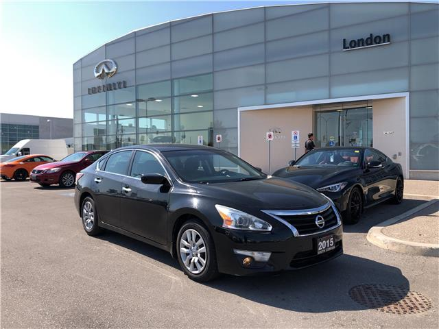 2015 Nissan Altima 2.5 (Stk: 14259-1) in London - Image 1 of 16