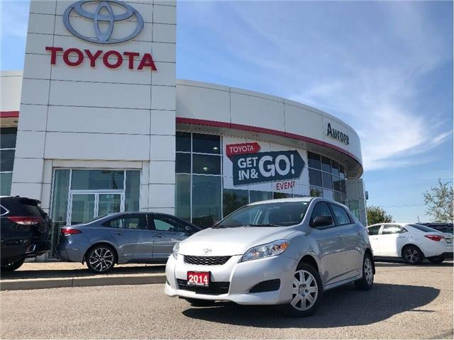 2014 Toyota Matrix Base (Stk: 311931) in Aurora - Image 1 of 18