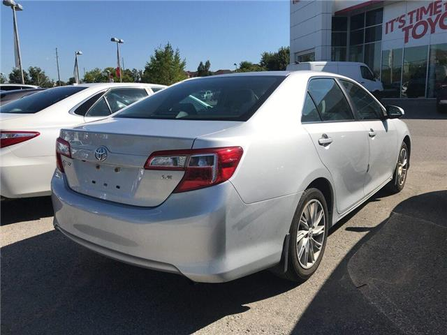 2014 Toyota Camry LE (Stk: 311551) in Aurora - Image 2 of 2
