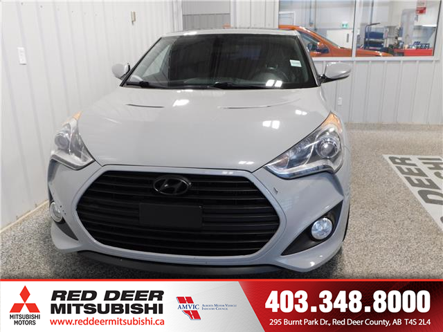 2013 Hyundai Veloster  (Stk: P8539) in Red Deer County - Image 2 of 15