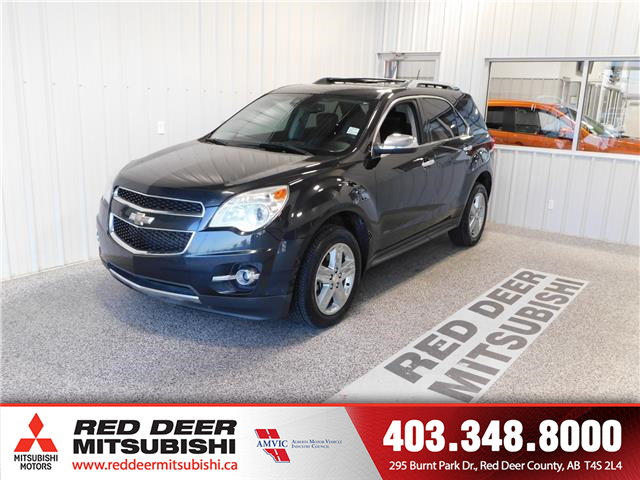 2014 Chevrolet Equinox LTZ (Stk: P8535A) in Red Deer County - Image 1 of 16