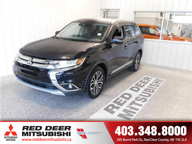 2018 Mitsubishi Outlander GT (Stk: T198468A) in Red Deer County - Image 1 of 18