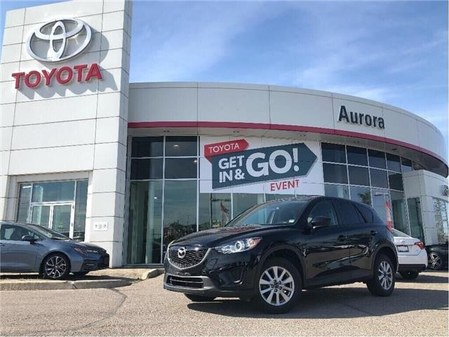 2014 Mazda CX-5 GX (Stk: 6593) in Aurora - Image 1 of 21
