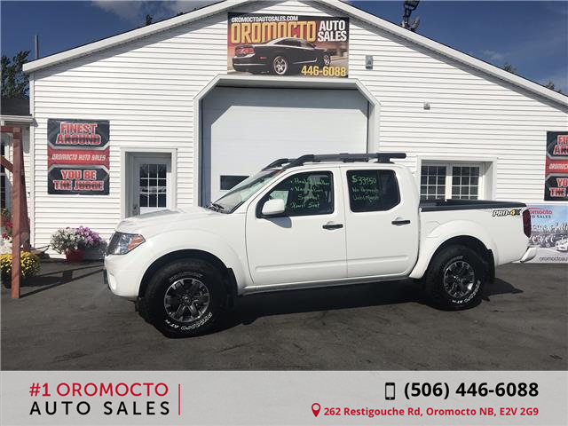 2019 Nissan Frontier PRO-4X (Stk: 347) in Oromocto - Image 2 of 14