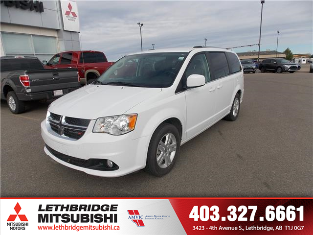2018 Dodge Grand Caravan Crew (Stk: P3900A) in Lethbridge - Image 1 of 15