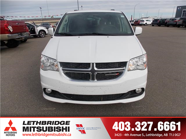 2018 Dodge Grand Caravan Crew (Stk: P3900A) in Lethbridge - Image 2 of 15