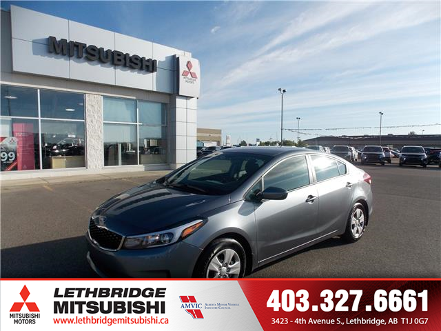 2018 Kia Forte LX (Stk: P3895A) in Lethbridge - Image 1 of 12