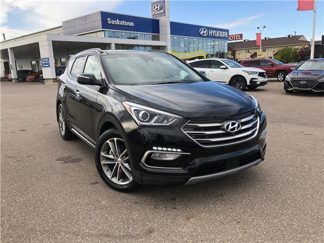 2017 Hyundai Santa Fe Sport 2.0T Ultimate (Stk: B7225) in Saskatoon - Image 1 of 29
