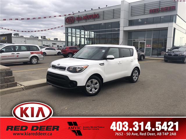 2018 Kia Soul LX (Stk: 20SL6511A) in Red Deer - Image 1 of 24