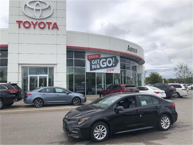 2020 Toyota Corolla SE (Stk: 31171) in Aurora - Image 1 of 14
