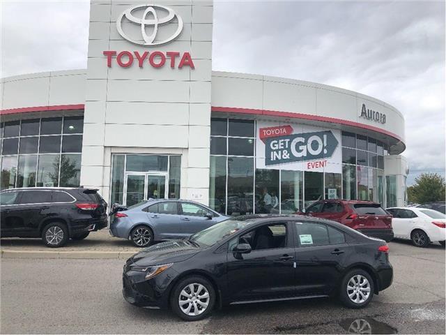 2020 Toyota Corolla LE (Stk: 31202) in Aurora - Image 1 of 14