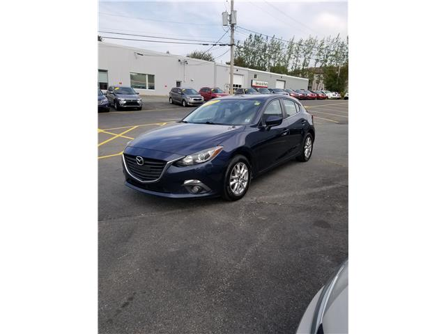 2014 Mazda Mazda3 i Touring  5-Door (Stk: p19-201) in Dartmouth - Image 1 of 12