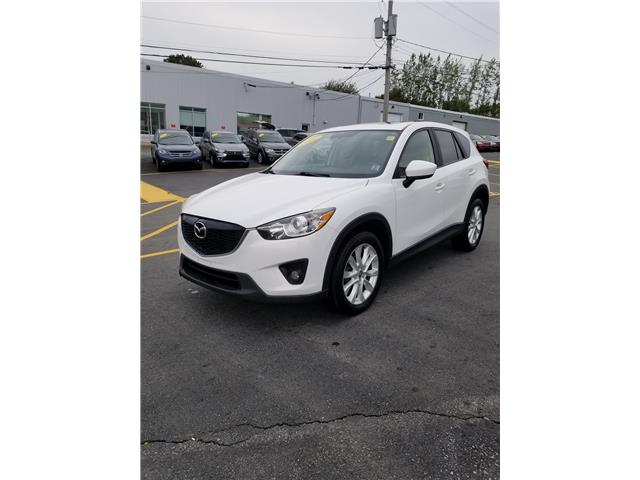 2014 Mazda CX-5 Grand Touring AWD (Stk: p19-221) in Dartmouth - Image 1 of 10