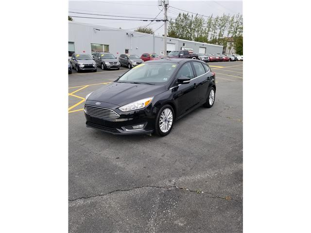 2018 Ford Focus Titanium Hatch (Stk: p19-239) in Dartmouth - Image 1 of 14