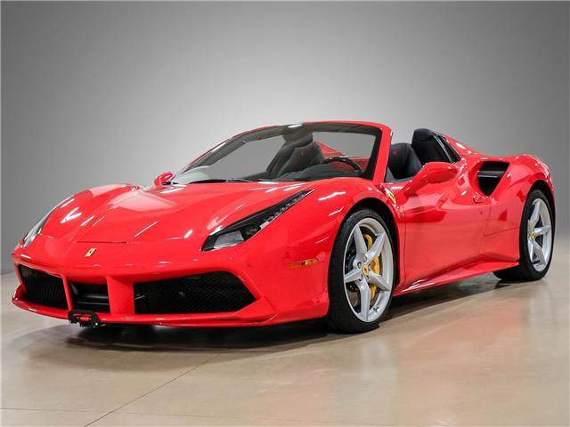2018 Ferrari 488 Spider Base (Stk: RF630) in Vaughan - Image 1 of 25