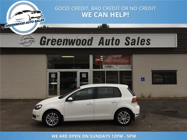 2012 Volkswagen Golf 2.0 TDI Comfortline (Stk: 12-23833) in Greenwood - Image 1 of 16