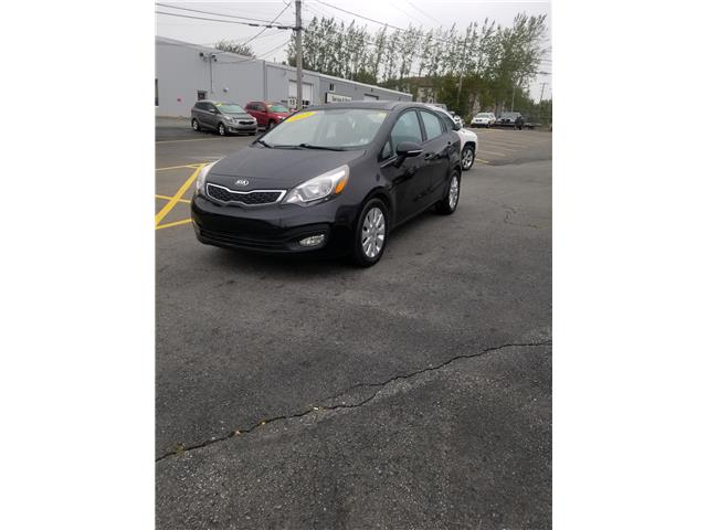 2015 Kia Rio EX (Stk: p19-059a) in Dartmouth - Image 1 of 14