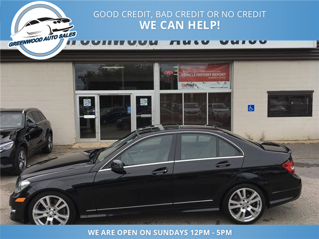 2013 Mercedes-Benz C-Class Base (Stk: 13-39904) in Greenwood - Image 1 of 18