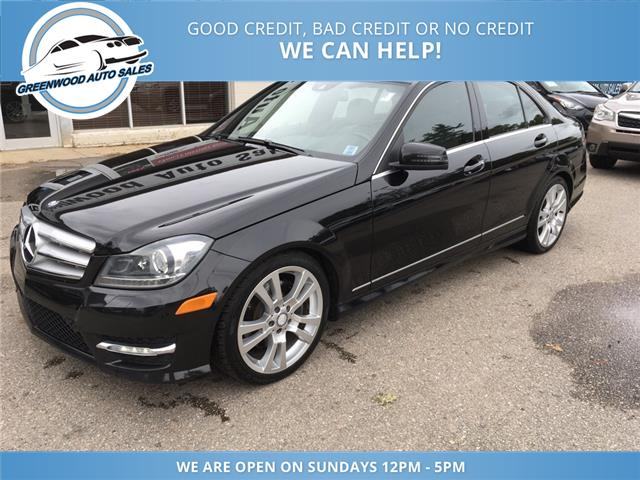 2013 Mercedes-Benz C-Class Base (Stk: 13-39904) in Greenwood - Image 2 of 18