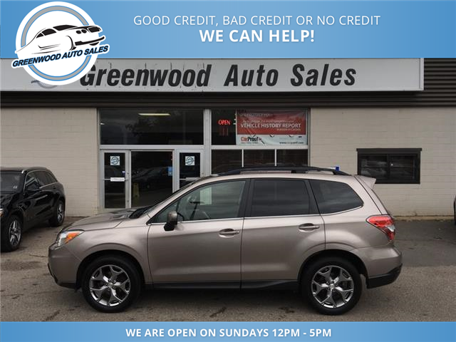 2016 Subaru Forester 2.5i Touring Package (Stk: 16-52176) in Greenwood - Image 1 of 18