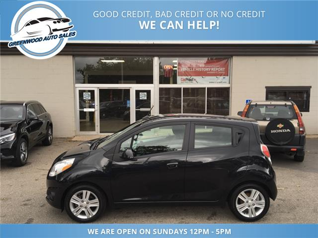 2013 Chevrolet Spark LS Auto (Stk: 13-01880) in Greenwood - Image 1 of 15