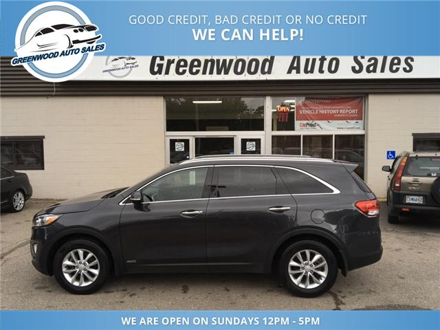 2016 Kia Sorento 2.4L LX (Stk: 16-37278) in Greenwood - Image 1 of 16