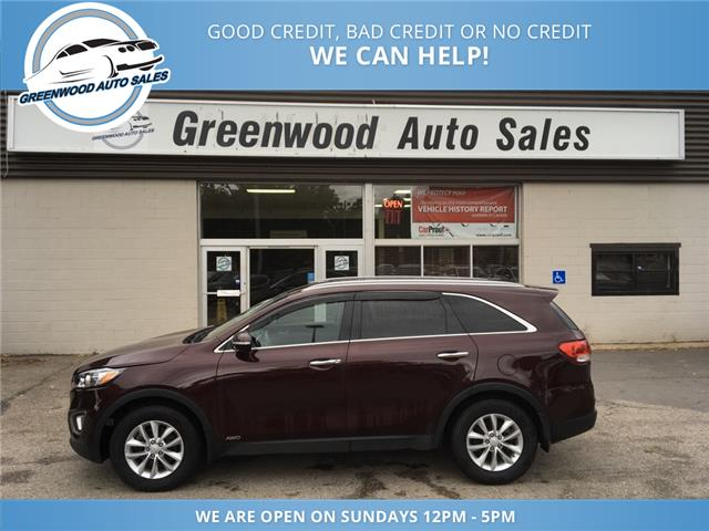 2016 Kia Sorento 2.4L LX (Stk: 16-51054) in Greenwood - Image 1 of 16