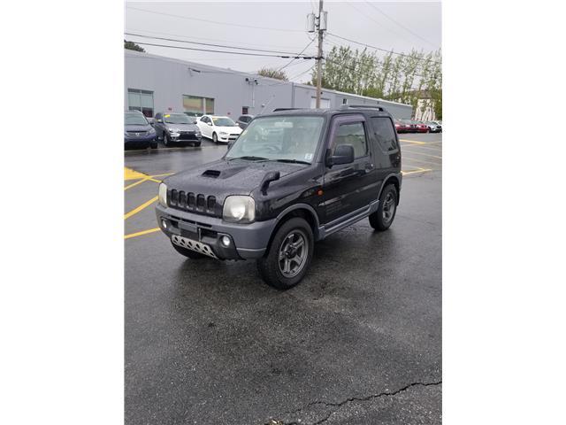 1999 Suzuki Samurai Jimny (Stk: p19-122) in Dartmouth - Image 1 of 13