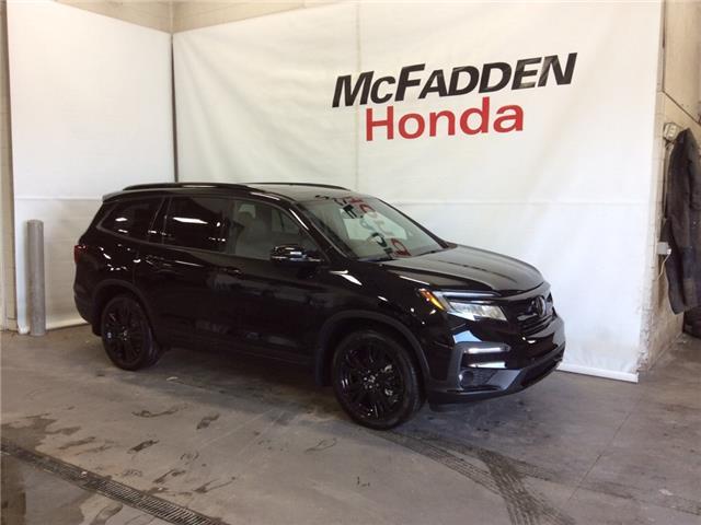 2020 Honda Pilot Black Edition (Stk: 2022) in Lethbridge - Image 1 of 12