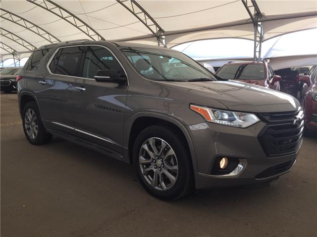 2019 Chevrolet Traverse Premier (Stk: 170277) in AIRDRIE - Image 1 of 42