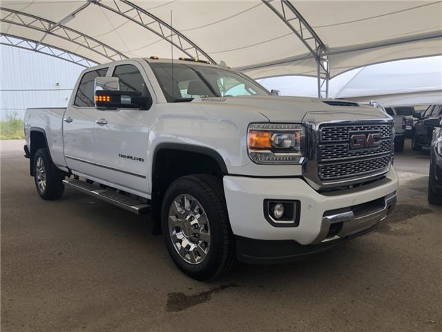 2019 GMC Sierra 2500HD Denali (Stk: 167184) in AIRDRIE - Image 1 of 34