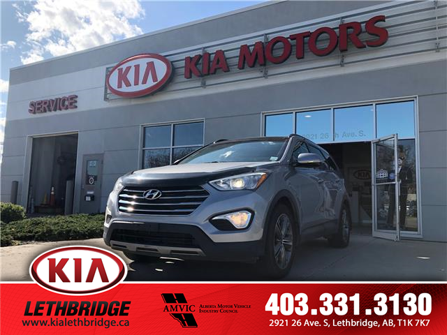 2013 Hyundai Santa Fe XL Limited (Stk: 20TR2301A) in Lethbridge - Image 1 of 18