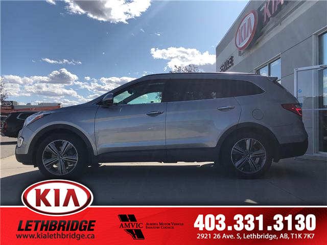 2013 Hyundai Santa Fe XL Limited (Stk: 20TR2301A) in Lethbridge - Image 2 of 18
