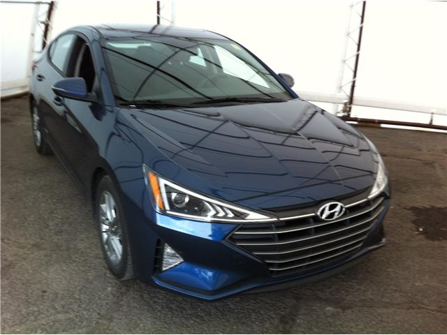 2019 Hyundai Elantra Preferred (Stk: D8497A) in Ottawa - Image 1 of 26