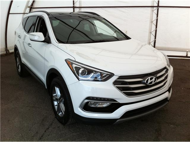 2018 Hyundai Santa Fe Sport 2.4 Luxury (Stk: R8493A) in Ottawa - Image 1 of 30