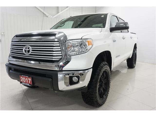 2017 Toyota Tundra Limited 5.7L V8 (Stk: T19196A) in Sault Ste. Marie - Image 1 of 23