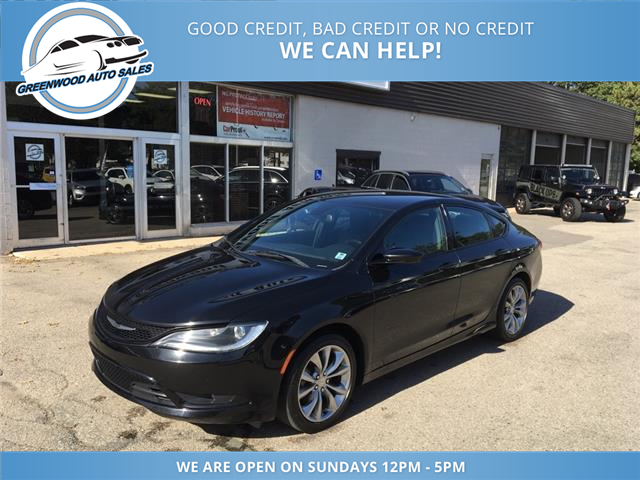 2015 Chrysler 200 S (Stk: 15-08558) in Greenwood - Image 2 of 17