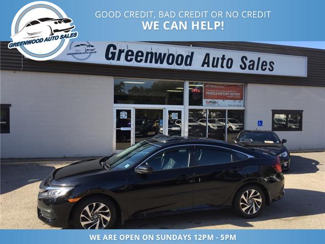 2016 Honda Civic EX (Stk: 16-27188) in Greenwood - Image 1 of 18