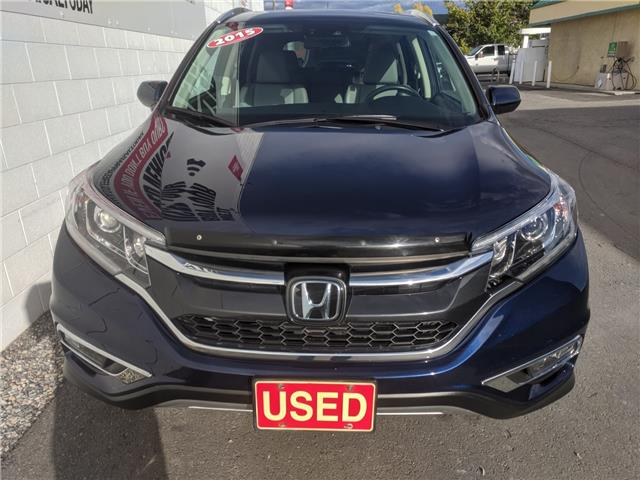 2015 Honda CR-V Touring (Stk: H45739A) in North Cranbrook - Image 2 of 15