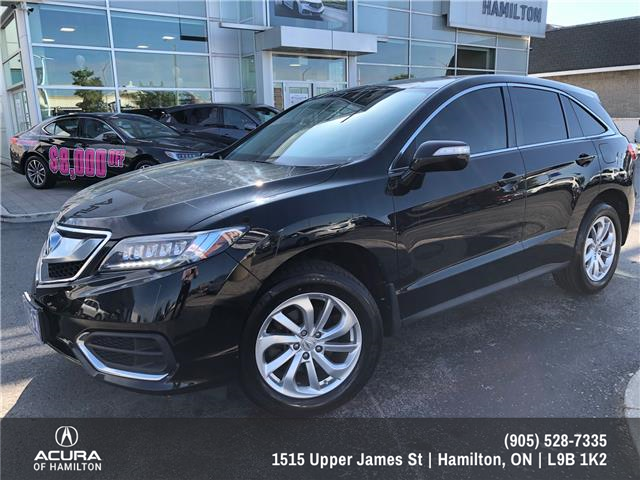 2017 Acura RDX Tech (Stk: 1717210) in Hamilton - Image 1 of 28