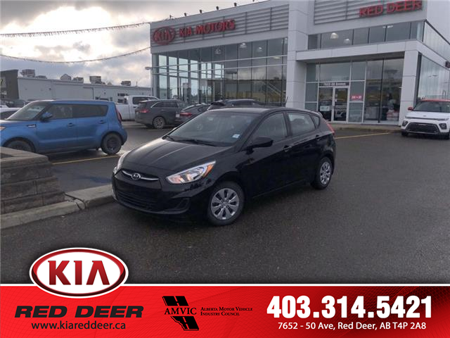 2017 Hyundai Accent SE (Stk: 9SP7558A) in Red Deer - Image 1 of 19