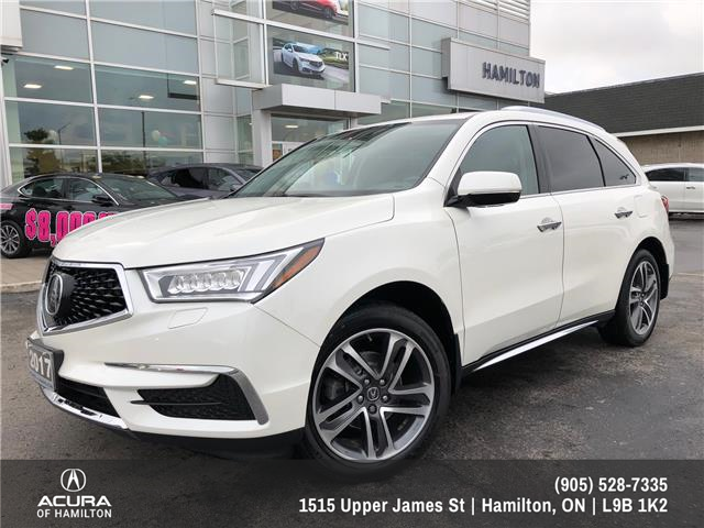 2017 Acura MDX Navigation Package (Stk: 1717180) in Hamilton - Image 1 of 28