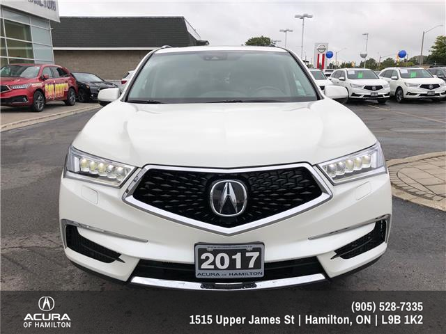2017 Acura MDX Navigation Package (Stk: 1717180) in Hamilton - Image 2 of 28